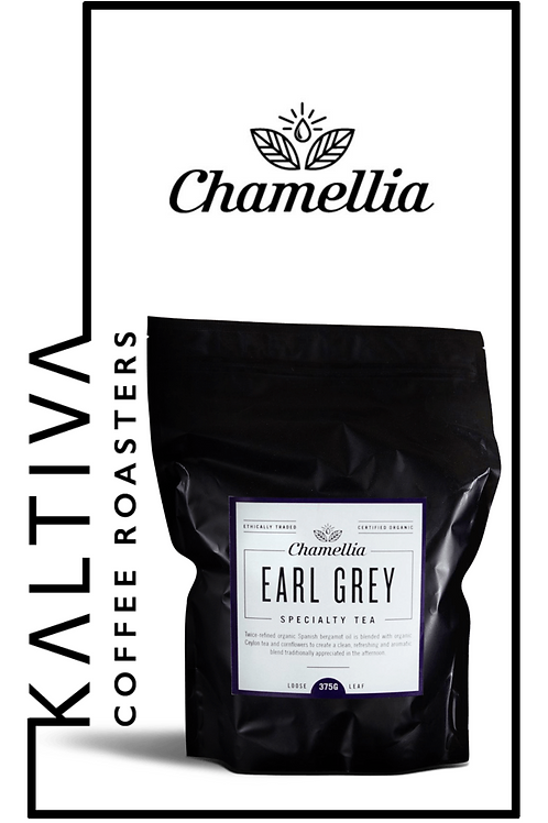 CHAMELLIA | Specialty Teas