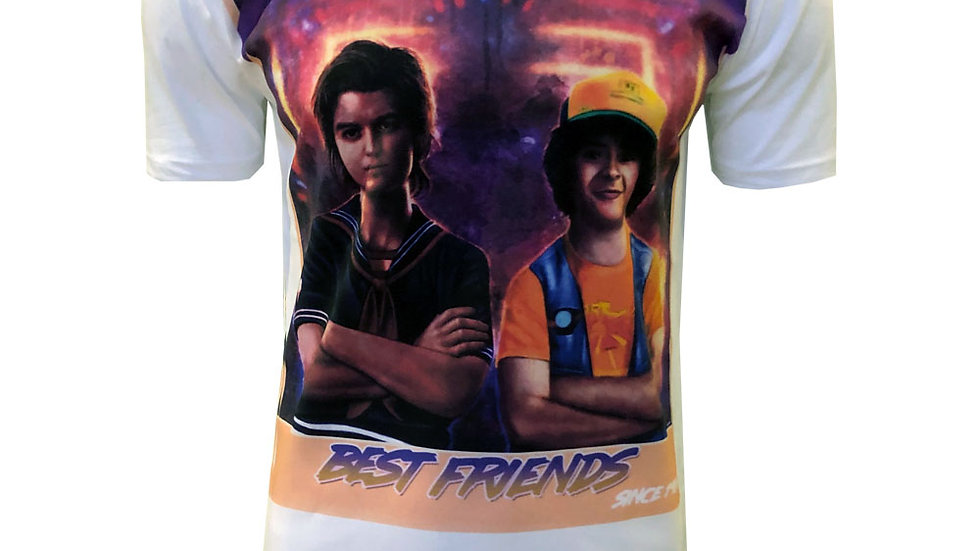 Stranger Things Best Friends T-Shirt