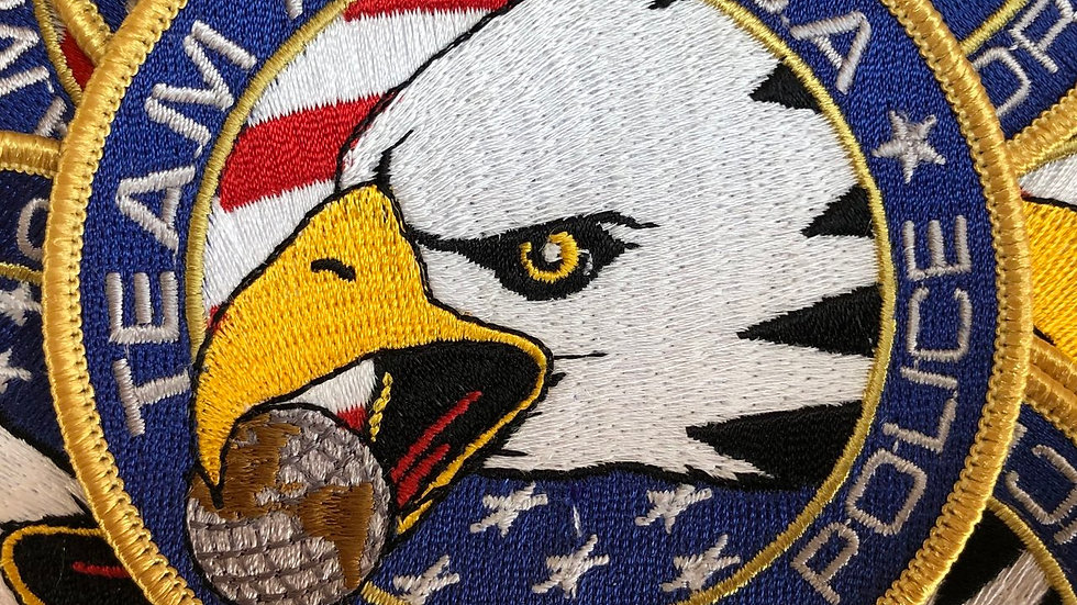 Team America Embroidered Patch