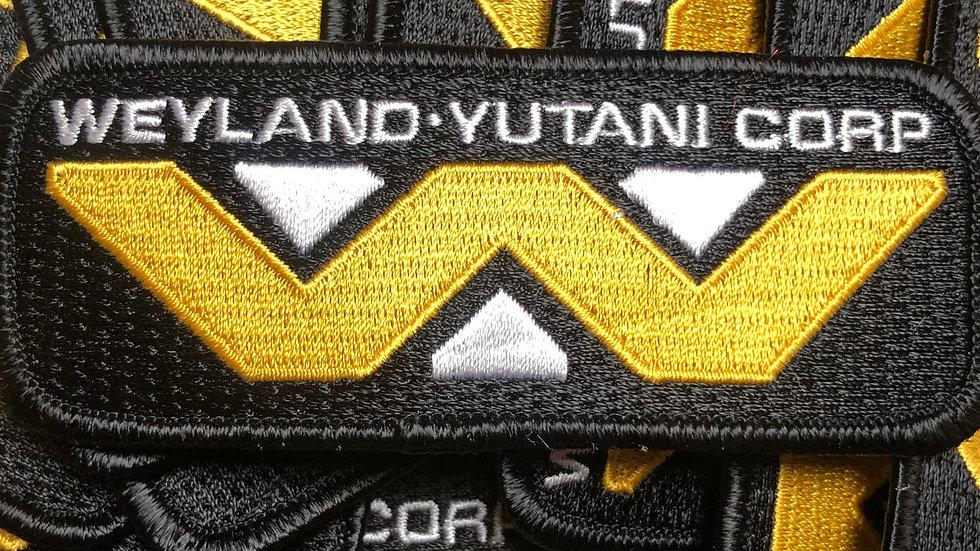 Alien Weyland Yutani Corp Embroidered Patch