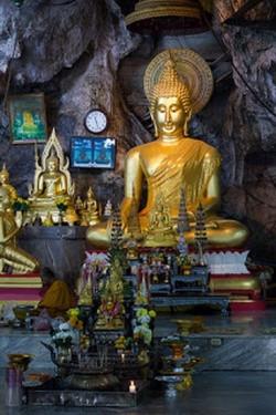 Wai Khru Ceremony Altar