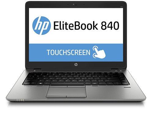 """HP Elitebook 840 G2 14.5"""" Intel i5-5300U 2.30GHz 8GB RAM 180GB SSD WIN10PRO"""