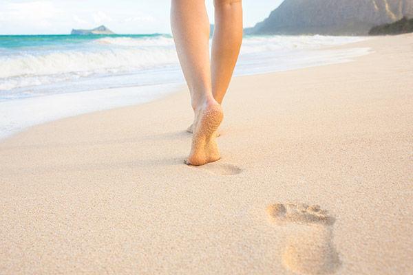 Ionic foot detox Ritual