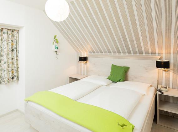 Suite mit 1 Schlafzimmer Hotel Hubertus
