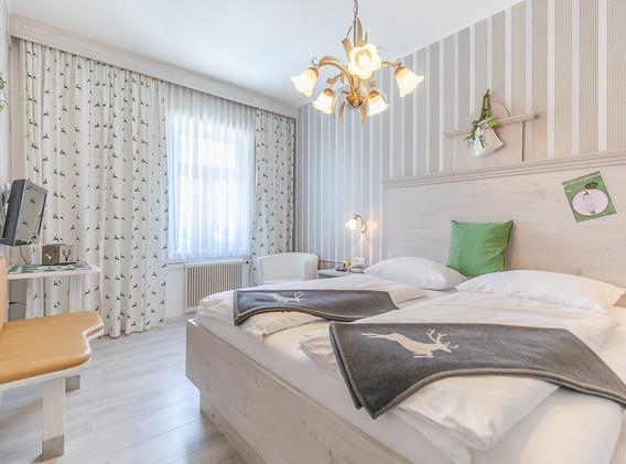 Doppelzimmer Hotel Hubertus
