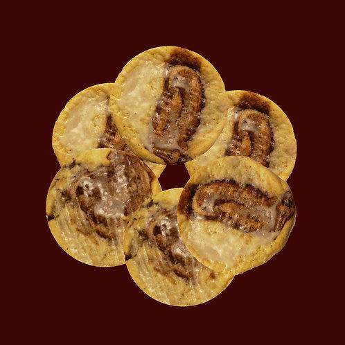 6 Cinnamon Roll w/ icing