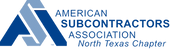 ASA Logo Horizontal - North Texas Chapte