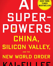 AI Superpowers is a fantastic reference for not only how China is using AI to its benefit, but also for how the start-up ecosystem in China looks like. Best Reads 2020 by High and AI, #highandai