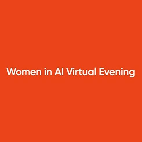 Women in AI Virtual