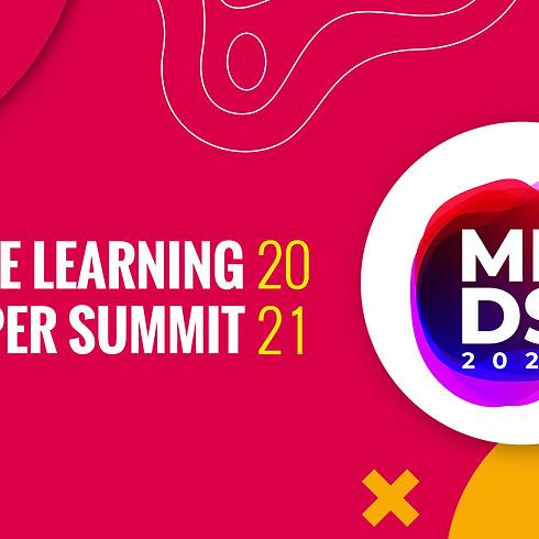 Machine Learning Developers Summit 2021