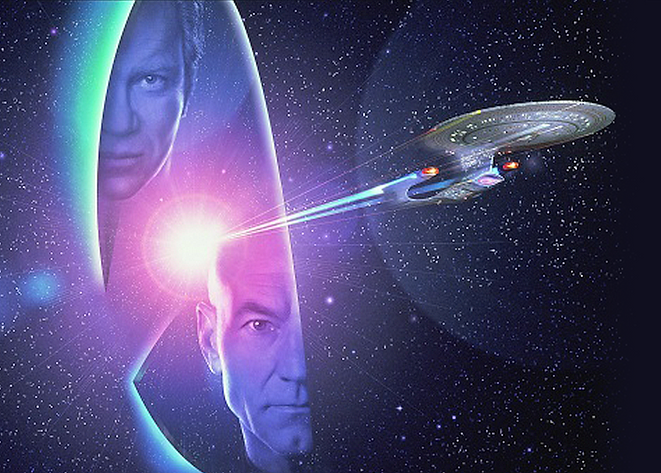 The movie's AI star is Lieutenant Commander Data, a living, self-aware android acting as a senior officer onboard the USS Enterprise. This AI-powered super brain also contains an emotional processor simulating human emotions. Star Trek Generations, High and AI, Artificial Intelligence Fun, Making AI Cool!, #highandai