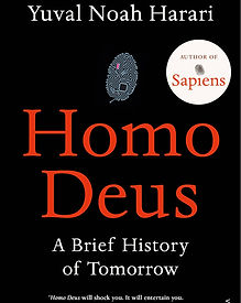 Homo Deus: A Brief History of Tomorrow is now a classic book about how technology, Artificial Intelligence in particular, impacts societies. Best Read 2020 by High and AI, #highandai