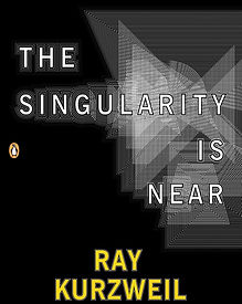 The Singularity is Near popularized the term 'Technological Singularity' and demonstrates a sociological impact it will have on us. Ray Kurzweil, Best Reads 2020 by High and AI, #highandai
