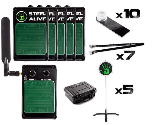 Steel Alive Airsoft PRO PACK