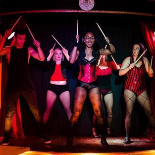 Choreographer for Clap Cabaret show (1h)
