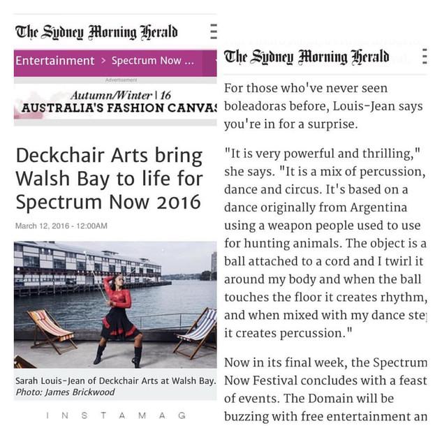 Sydney Morning Herald, Australie