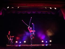 Boleadoras, Gaucho, Circus, Dancer, Bombo, Malambo, Cirque du Soleil Artistpg