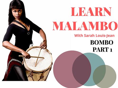 Aprann Malambo - Bombo Pati 1