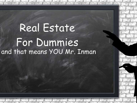 No Mr. Inman, Zillow is NOT the Real Estate Industry