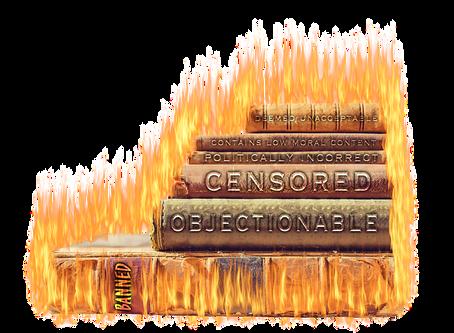 Modern Day Book Burning
