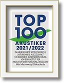 Hörzentrum Feit Daniela Feit Top 100 Akustiker