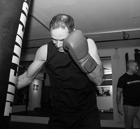 Anders Klinge | deltager på Boxing on Fire