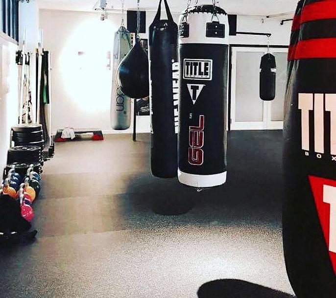 Training Lab er for dig, der vil i dit livs form.