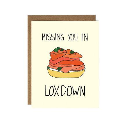 LOXDOWN