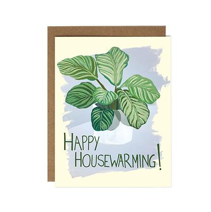 HAPPY HOUSEWARMING!