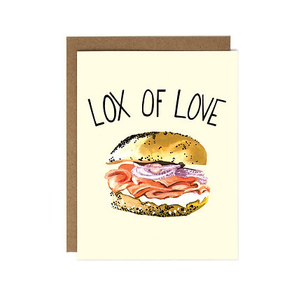LOX OF LOVE