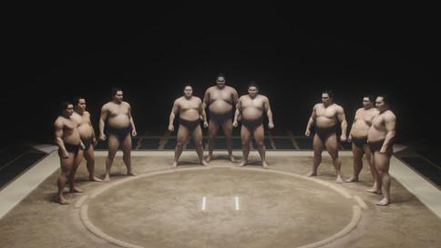 NHK どすこい!夢の大相撲~令和元年 AI場所~
