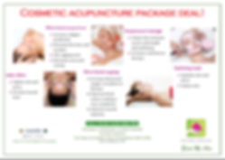 Cosmetic needling I Cosmetic Acupunture I Natural Healing