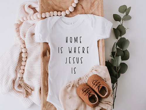 Home is where Jesus is