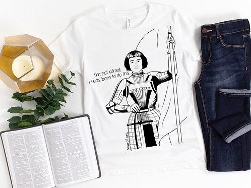 St.Joan of Arc T-shirt