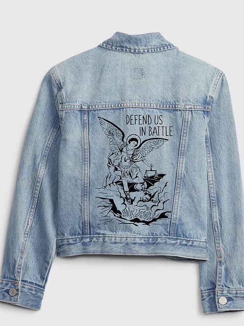 St.Michael denim jacket