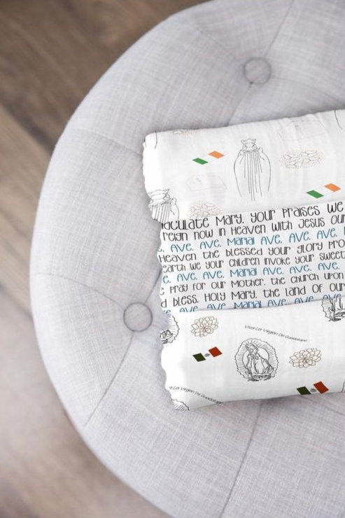 Marian Swaddles