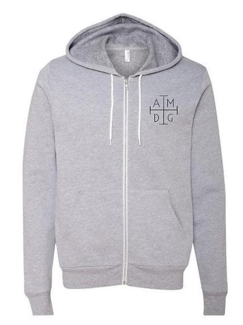 AMDG hoodie