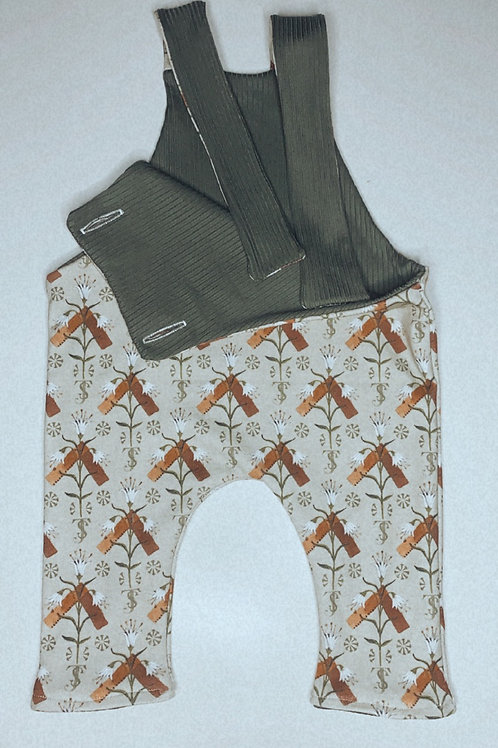 St.Joseph reversible overalls
