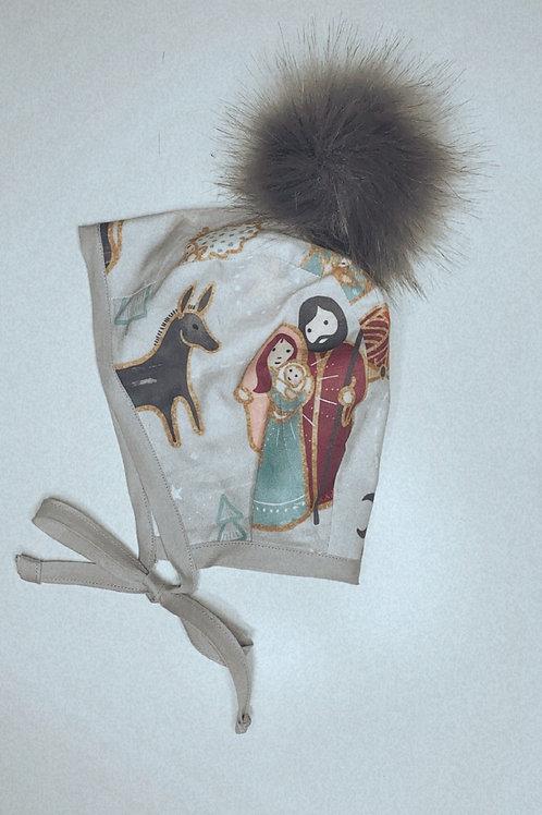 Nativity bonnet