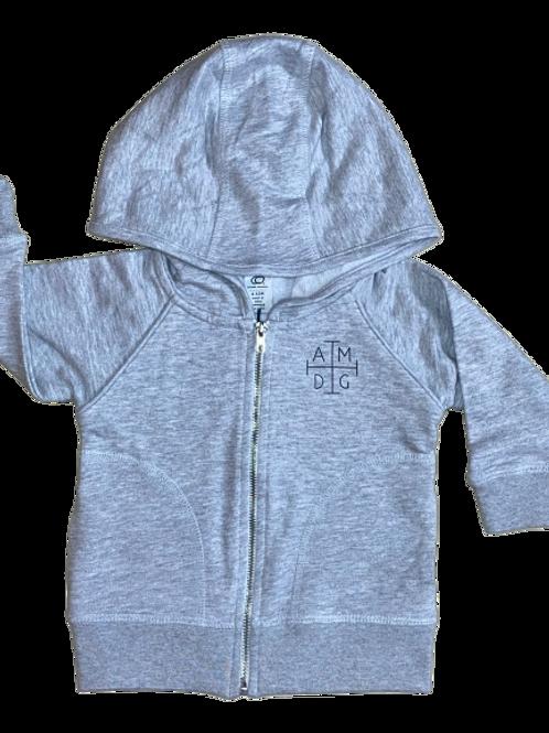 AMDG hooded jacket