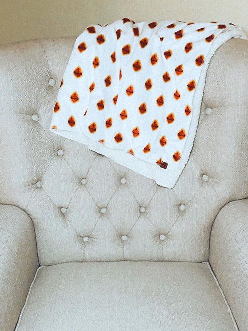 Sacred Heart Blanket