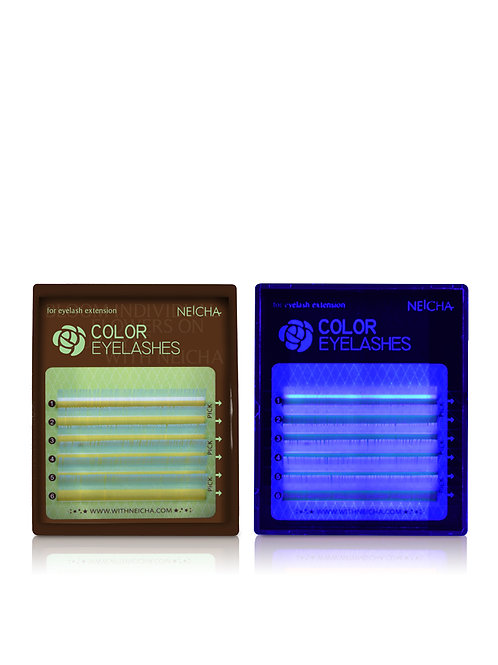 NEICHA Fluorescent Lash Light Blue mini