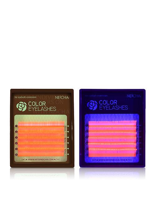 NEICHA Fluorescent Lash Red Orange mini