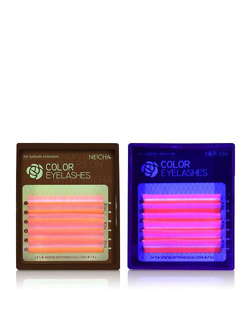 NEICHA Fluorescent Lash Pink mini