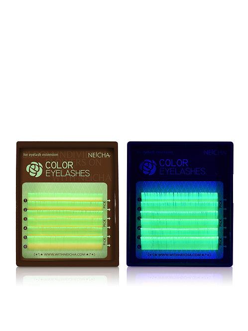NEICHA Fluorescent Lash Green mini