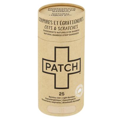 Patch - Pansements adhésifs compostables naturels (25)