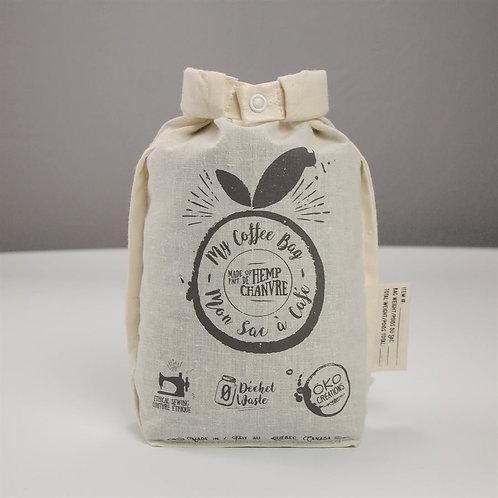 Öko créations - Sac à café réutilisable