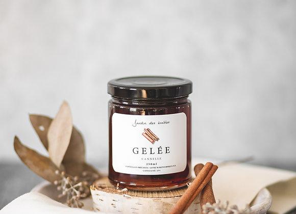 Jardin des érables - Gelée d'érable à la cannelle - 250 ml