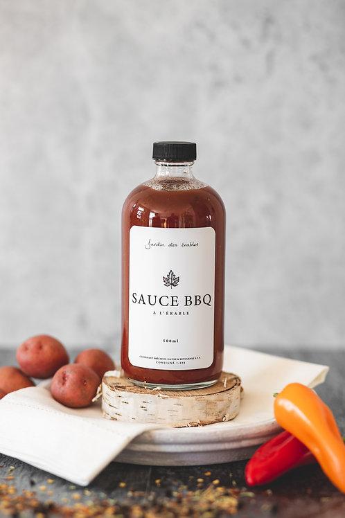 Jardin des Érables - Sauce BBQ à l'érable - 500 ml