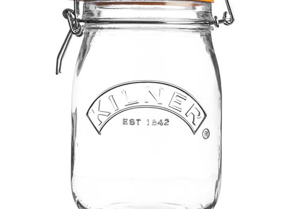 Kilner - Pot à clip1 litre